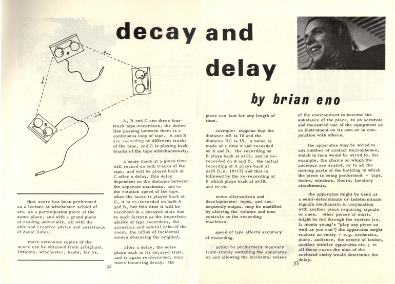 Decay And Delay