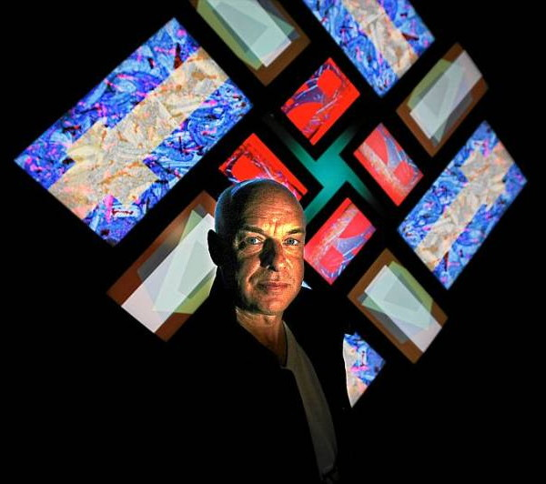 Brian Eno and 77 Million Paintings